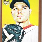 MICHAEL BOWDEN 2009 Topps 206 Bronze Parallel ROOKIE Card #44 Boston Red Sox FREE SHIPPING