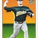 VIN MAZZARO 2009 Topps 206 ROOKIE Card #215 Oakland A's FREE SHIPPING Baseball RC 215