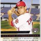 RYAN ZIMMERMAN & IAN DESMOND 2010 Bowman Expectations INSERT Card #BE19 Washington Nationals