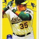 FRANK THOMAS 2008 Upper Deck Goudey Baseball Card #191 Oakland A's FREE SHIPPING