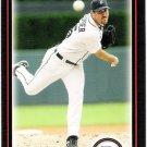 JUSTIN VERLANDER 2010 Bowman Card #134 Detroit Tigers FREE SHIPPING Baseball 134
