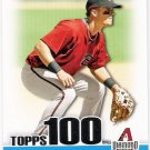 BOBBY BORCHERING 2010 Bowman Topps 100 INSERT Card #TP26 Arizona Diamondbacks FREE SHIPPING