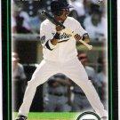 LUIS DURANGO 2010 Bowman ROOKIE Card #205 San Diego Padres FREE SHIPPING 205 RC