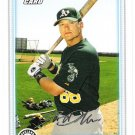 JOSH DONALDSON 2010 Bowman Prospects 1st Year ROOKIE Card #BP61 Oakland A's FREE SHIPPING