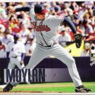 PETER MOYLAN 2006 Upper Deck ROOKIE Card #903 Atlanta Braves SASE Baseball RC 903 UD