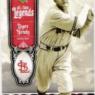 ROGERS HORNSBY 2006 Upper Deck All Time Legends INSERT Card #ATL-40 St Louis Cardinals FREE SHIPPING