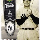LOU GEHRIG 2006 Upper Deck All Time Legends INSERT Card #ATL-2 New York Yankees FREE SHIPPING