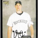 ZACH MCCLELLAN 2007 Topps Update & Highlights ROOKIE Card #UH167 Colorado Rockies FREE SHIPPING