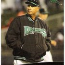 TONY FOSSAS 2010 Choice Dayton Dragons Team Set Card # 34 Cincinnati Reds Minor League Baseball SASE
