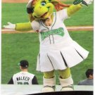 GEM 2010 Choice Dayton Dragons MASCOT Team Set Card # 35 Cincinnati Reds Minor League SASE Baseball
