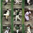 DAYTON DRAGONS GREATS 2009 Choice Set Of 10 Cards JOEY VOTTO Cincinnati Reds JAY BRUCE Adam Dunn