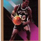 DAVID ROBINSON 1990-91 Skybox Basketball Card #260 San Antonio Spurs FREE SHIPPING 260