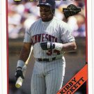 KIRBY PUCKETT 2003 Topps All Time Fan Favorites Card #98 Minnesota Twins FREE SHIPPING Baseball 98