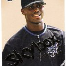 JOSE REYES 2004 Skybox Autographics Card #11 New York Mets FREE SHIPPING Baseball 11