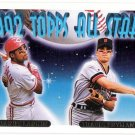 BARRY LARKIN & TRAVIS FRYMAN 1993 Topps GOLD Card #404 Cincinnati Reds FREE SHIPPING