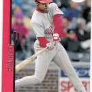 BARRY LARKIN 1996 Leaf Preferred Card #38 Cincinnati Reds FREE SHIPPING Baseball 38