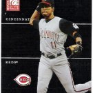 BARRY LARKIN 2003 Donruss Elite Card #100 Cincinnati Reds FREE SHIPPING Baseball 100