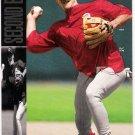 BRET BOONE 1994 Upper Deck Electric Diamond INSERT Card #448 Cincinnati Reds FREE SHIPPING Baseball