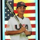 TIMMY LOPES 2010 Bowman Draft Picks & Prospects Purple REFRACTOR ROOKIE Card #BDPP101 Team USA SASE