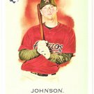 CHRIS JOHNSON 2010 Topps Allen & Ginter ROOKIE Card #210 Houston Astros FREE SHIPPING 210
