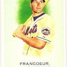 JEFF FRANCOEUR 2010 Topps Allen & Ginter Card #278 New York Mets FREE SHIPPING Baseball 278