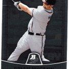 BRIAN MCCANN 2010 Bowman Platinum Card #25 Atlanta Braves FREE SHIPPING Baseball 25
