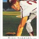 MIKE SCHMIDT 2003 Topps Gallery HOF VARIATION Card #50 Philadelphia Phillies FREE SHIPPING Baseball
