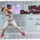 ALBERT PUJOLS 2006 Topps Hobby Masters INSERT Card #HM2 St Louis Cardinals FREE SHIPPING Baseball