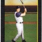 MIKE SWEENEY 2005 Topps Turkey Red BLACK Border Parallel INSERT Card #103 Kansas City Royals 103