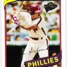 MIKE SCHMIDT 2003 Topps All Time Fan Favorites Card #60 Philadelphia Phillies SASE Baseball 60