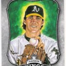 BARRY ZITO 2003 Donruss Diamond Kings INSERT Card #14 Oakland A's FREE SHIPPING Baseball