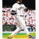 BARRY BONDS 2002 Donruss Originals SHORT PRINT Card #155 San Francisco Giants FREE SHIPPING Baseball