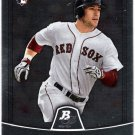 RYAN KALISH 2010 Bowman Platinum ROOKIE Card #37 Boston Red Sox FREE SHIPPING