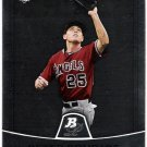 PETER BOURJOS 2010 Bowman Platinum ROOKIE Card #20 Anaheim Angels Los Angeles FREE SHIPPING
