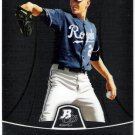 MIKE MONTGOMERY 2010 Bowman Platinum CHROME Prospects ROOKIE Card #PP12 Kansas City Royals