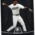 ADEINY HECHAVARRIA 2010 Bowman Platinum CHROME Prospects ROOKIE Card #PP8 Toronto Blue Jays