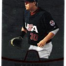 NICK RAMIREZ 2010 Bowman Platinum CHROME Prospects ROOKIE Card #PP45 Team USA FREE SHIPPING