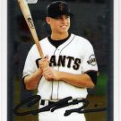 CARTER JURICA 2010 Bowman Draft Picks & Prospects CHROME 1st ROOKIE Card BDPP11 San Francisco Giants