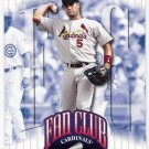 ALBERT PUJOLS 2002 Donruss Fan Club SHORT PRINT Card #220 St Louis Cardinals FREE SHIPPING