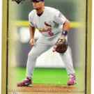 ALBERT PUJOLS 2006 Upper Deck Artifacts Card #82 St Louis Cardinals FREE SHIPPING Baseball