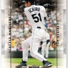 ICHIRO SUZUKI 2003 Upper Deck Patch Collection Card #100 Seattle Mariners FREE SHIPPING Baseball