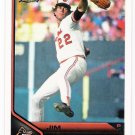 JIM PALMER 2011 Topps Lineage Card #10 Baltimore Orioles FREE SHIPPING 10 Baseball Retired HOF