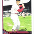 STAN MUSIAL 2011 Topps Lineage Card #40 St Louis Cardinals FREE SHIPPING 40 Baseball Retired HOF