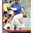 STARLIN CASTRO 2011 Topps Lineage Card #136 Chicago Cubs FREE SHIPPING 136 Baseball
