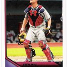 BRIAN MCCANN 2011 Topps Lineage Card #183 Atlanta Braves SASE 183 Baseball