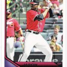 JASON HEYWARD 2011 Topps Lineage Card #129 Atlanta Braves FREE SHIPPING 129 Baseball