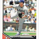 CHAD BILLINGSLEY 2011 Topps Lineage Card #107 Los Angeles Dodgers FREE SHIPPING 107 Baseball