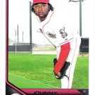 JOHNNY CUETO 2011 Topps Lineage Card #112 Cincinnati Reds FREE SHIPPING 112 Baseball