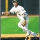ERIC CHAVEZ 2008 Topps Stadium Club Card #40 Oakland A's FREE SHIPPING 40 Baseball Athletics
