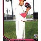 AROLDIS CHAPMAN 2011 Topps Lineage ROOKIE Card #148 Cincinnati Reds FREE SHIPPING RC 148 Baseball
